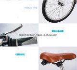 Vélo de ville de constructeur d'OEM/ODM, vélos utilisés de dames