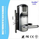 Fechamento de porta da segurança do hotel do cartão do preço de fábrica RFID