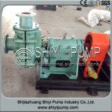 Pompe à eau horizontale de boue de spécialité de la Chine avec le prix raisonnable