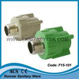 물 공급 (F15-607)를 위한 PP-R 스톱 밸브
