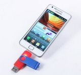 Memoria Flash modificada para requisitos particulares del USB del mecanismo impulsor OTG del flash del USB del teléfono móvil
