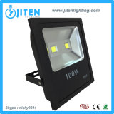 Indicatore luminoso esterno della lampada di inondazione della PANNOCCHIA LED del proiettore di illuminazione di inondazione del LED 100W IP65