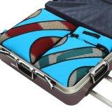 여행 세탁물 부대 수화물 압축 주머니를 위한 입방체를 포장해 여행 조직자를 풍성하게 하십시오