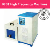 Serie de alta frecuencia de las máquinas de inducción de IGBT para la soldadura termal de fusión del tratamiento de la fundición