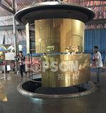 316 201 feuille d'acier inoxydable de feuillard gravure de 304 miroirs pour le Module de cabine de cuisine