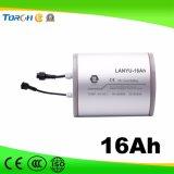 Oh vente en gros profonde rechargeable de Li-ion de pack batterie du cycle 16