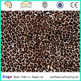 Digital Hear Transfer imprimé Zebra Custom Design Leopard Fabric for Bags