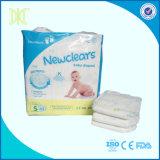 Pañal soñoliento del bebé del algodón respirable disponible del OEM