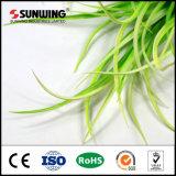 De goedkope Groene Kunstmatige Nevel van de Tak van het Bamboe met Vuurvast