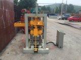 Bloco de pavimentação manual da tecnologia nova que faz a máquina com alta qualidade