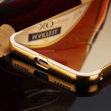 Étui en aluminium pour miroir métallique pour iPhone 7 7plus
