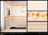 Mattonelle della parete della stanza da bagno dell'interiore di 600mm x di 300