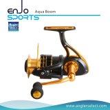 Crescimento seleto do Aqua do pescador todo o carretel de giro de pouco peso da pesca do grande jogo do carretel da água (fresca & sal) (crescimento 300 do Aqua)