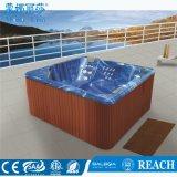 Im Freien freistehender Massage-Pool-Acryl-Jacuzzi