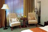Jogos agradáveis da mobília do quarto do hotel