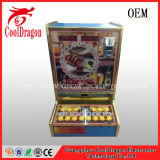 Machine van het Casino van Afrika van de arcade de Muntstuk In werking gestelde