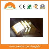 Luz solar usada jardín de la pared del color 1W LED de la pizca