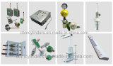Gás Médico Avançado (O2, Ar, VAC, N2O, CO2, N2) Válvulas de saída