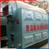 Dzl20-1.25MPa industriais escolhem a caldeira Chain horizontal da grelha do cilindro