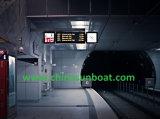 De Muren van de Post van de metro/Staalplaat van /Enamel van het Comité van /Enamel van de Muur van het Email de Ruimte