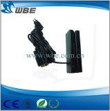 Winkelcomplex 90mm de MiniLezer van de Magnetische Kaart van de Grootte USB