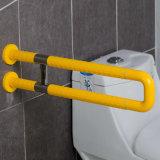高品質の浴室のためのBarrier-Free U字型ナイロン洗面所のグラブ棒