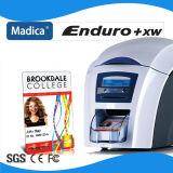 Zugriffssteuerung RFID intelligenter Belüftung-Identifikation-Karten-Drucker mit doppeltem mit Seiten versehenem Drucken