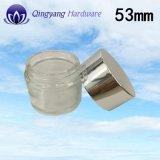Оптовая алюминиевая высокорослая крышка для стеклянного опарника 50ml