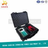 Verificador da resistência interna de bateria de armazenamento