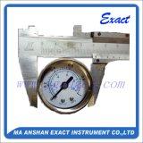 最もよい価格圧力正確に測中央背部エントリ圧力は表面圧力計を正確に測る1inch