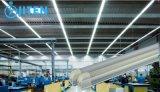 T5 LED 가벼운 관 정착물에 의하여 통합되는 디자인, 12W 90cm 공간 PC 덮개