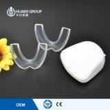 Anti parte de boca de moedura de EVA do protetor de boca para o cuidado dental