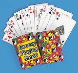Playingcards con el cliente Designes