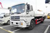 Camion chaud de jet de rue de vente de Dongfeng 4X2 12000 litres de camion de dépoussiérage