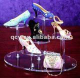 صنع وفقا لطلب الزّبون [هيغقوليتي] أكريليكيّ أحذية عرض لأنّ [نيك]
