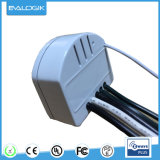 Um módulo mais não ofuscante do dispositivo elétrico do contato com Z-Acena a rede