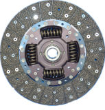 Isuzu Light Duty Truck Clutch Plate 250mm * 24 100p / 600p 025