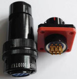 Y50ex-1010タイプバイオネットカップリングの小さいコネクター