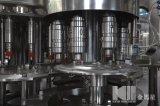 ガラスビンのアルミニウム帽子によって炭酸塩化される飲み物の充填機
