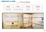 Hölzernes Acryl MDF-Plastik-CO2 Laser-Stich-Ausschnitt-Maschinen-Preis