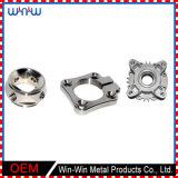 Fabricación de piezas metálicas de precisión de acero inoxidable de aluminio mecanizado CNC