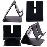 Cantidad de múltiples funciones del soporte del metal del sostenedor de aluminio del teléfono celular