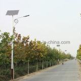 20W LED Solarstraßenlaternemit Sonnenkollektor