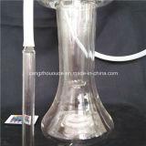Kundenspezifische GlasShisha Huka mit LED