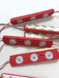 Rote Farben-Baugruppe in der LED-Bildschirmanzeige-Beleuchtung