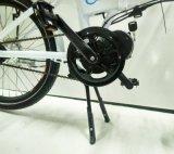 36V 10ahの最新の20インチスマートな折る様式の中間駆動機構電気Eの自転車