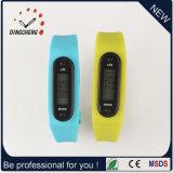 男女兼用のためのスマートな腕時計の歩数計の腕時計(DC-002)