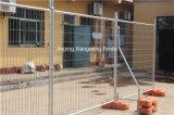 Дешево гальванизированная сильная временно загородка конструкции