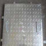 Grille en acier composée pour la couverture de fossé