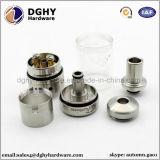 Metall-CNC-maschinell bearbeitenzigarre-Teile, elektronische Zigaretten-Ersatzteile